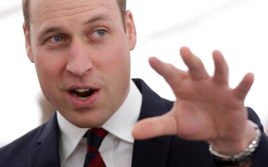 Prince William is welcome to party on his holidays – but a ...