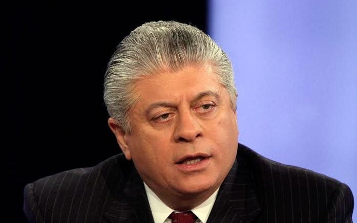 Who is Andrew Napolitano, legal analyst who first claimed ...