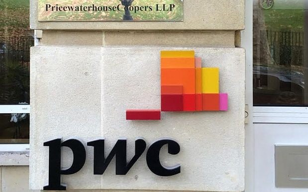 PwC is the top rated graduate employer, according to the report