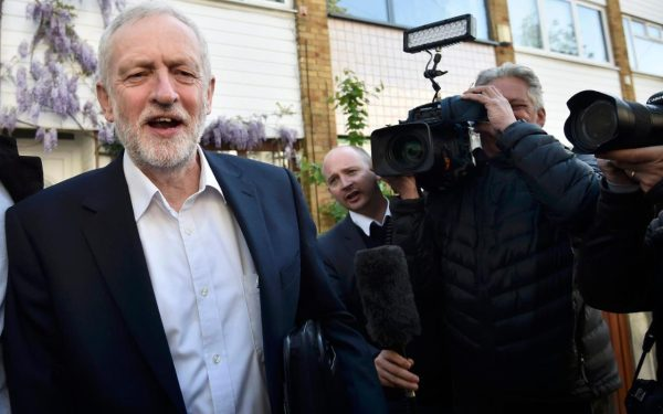 Jeremy Corbyn attacked by MPs after failing to mention ...