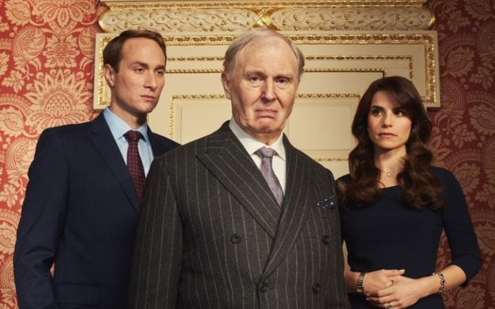 Image result for Charles III 2017