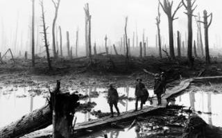 The Battle of Passchendaele is one of the most notorious in the First World War