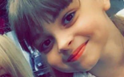 Image result for manchester victim 8 year old