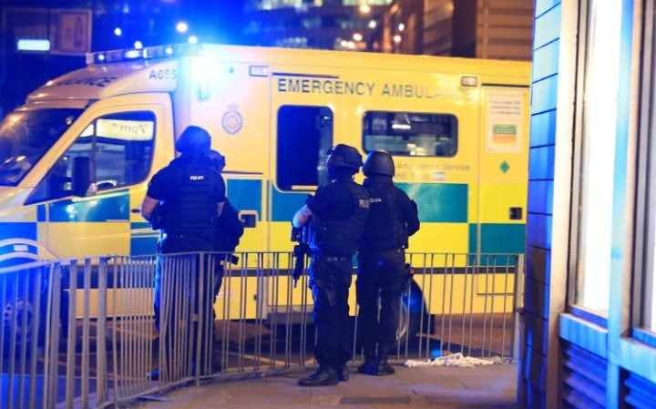 Image result for terrorist attack manchester