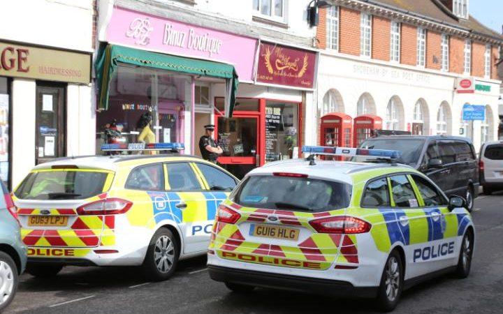 Shoreham arrest