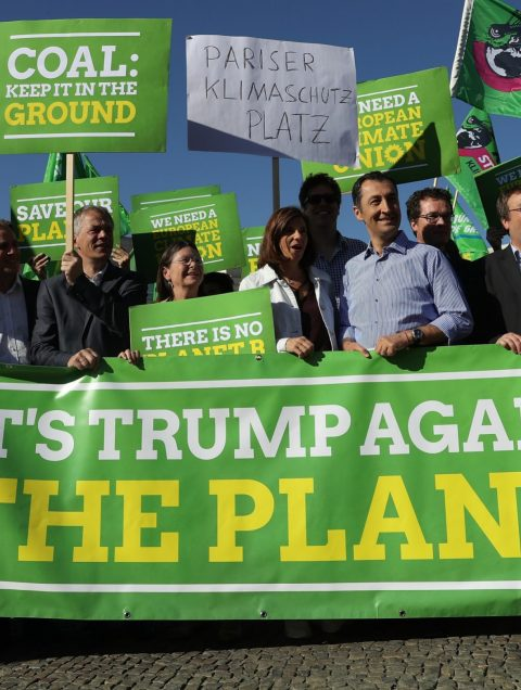 Politicians and governments across Europe have reacted with dismay and frustration over Trump's decision to pull the world's second biggest emitter of greenhouse gases out of the Paris Agreement.