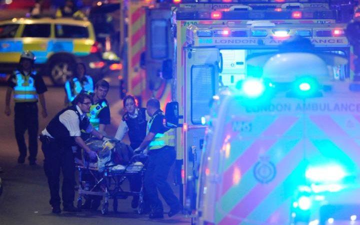 The latest terror attack occurred on London Bridge