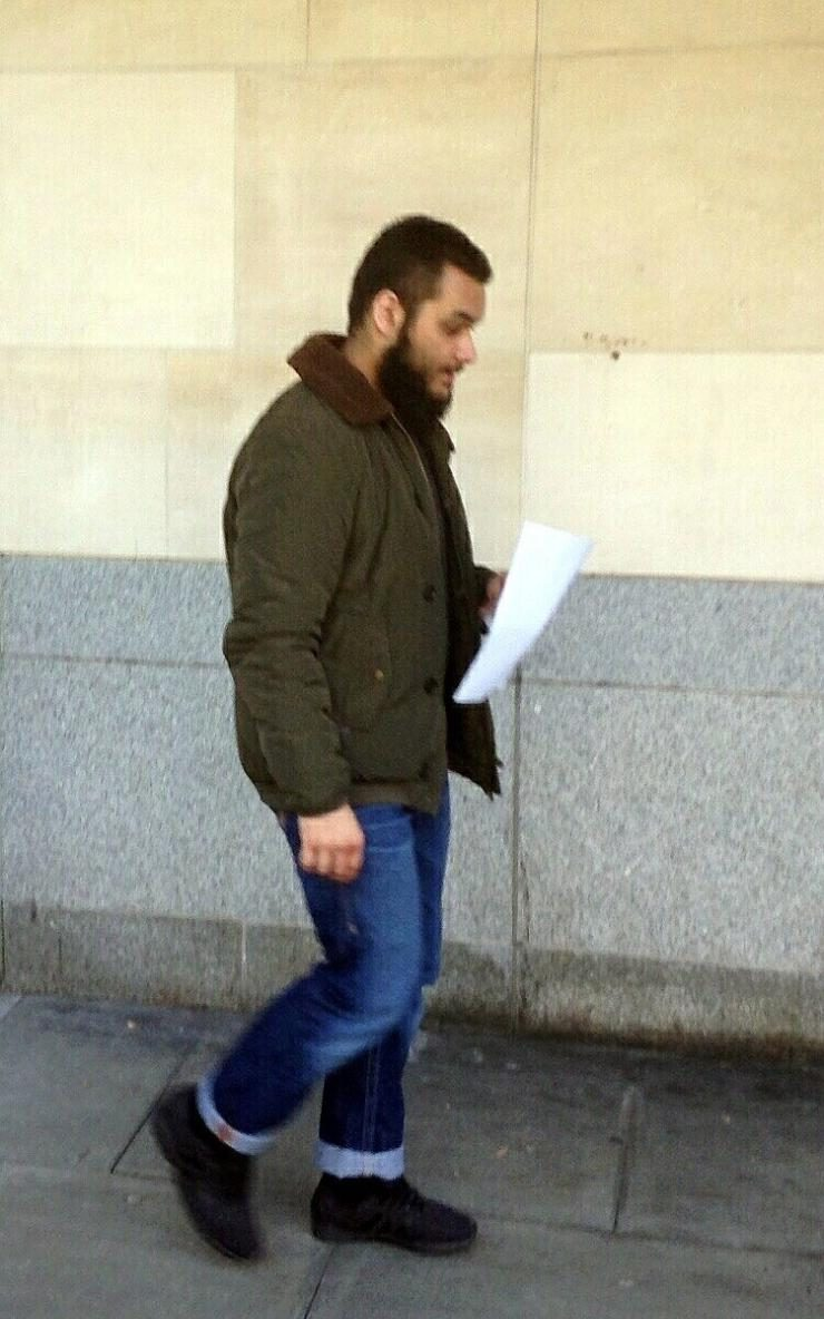 Shamim Ahmed was caught on the Syrian border and returned to the UK