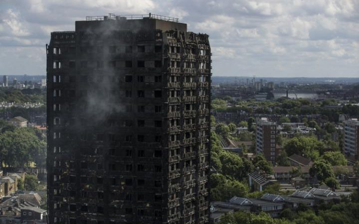 Concerns have been raised about many more tower blocks across London