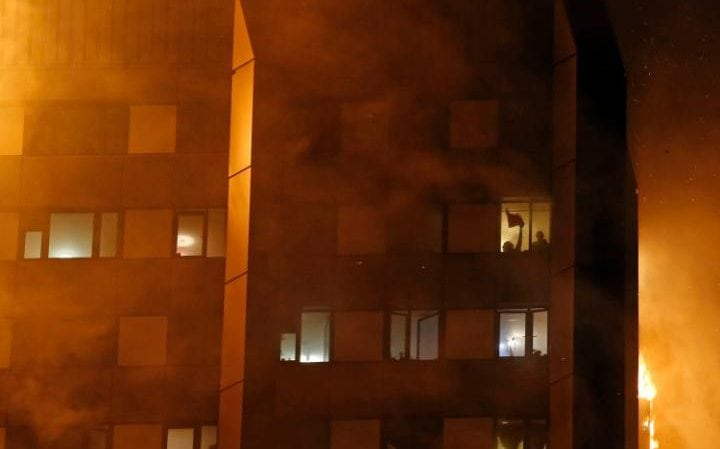 Tower blocks could be torn down after Grenfell Tower fire
