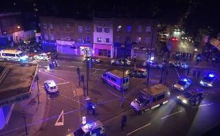 One man died and nine others were injured in the Finsbury Park terror attack