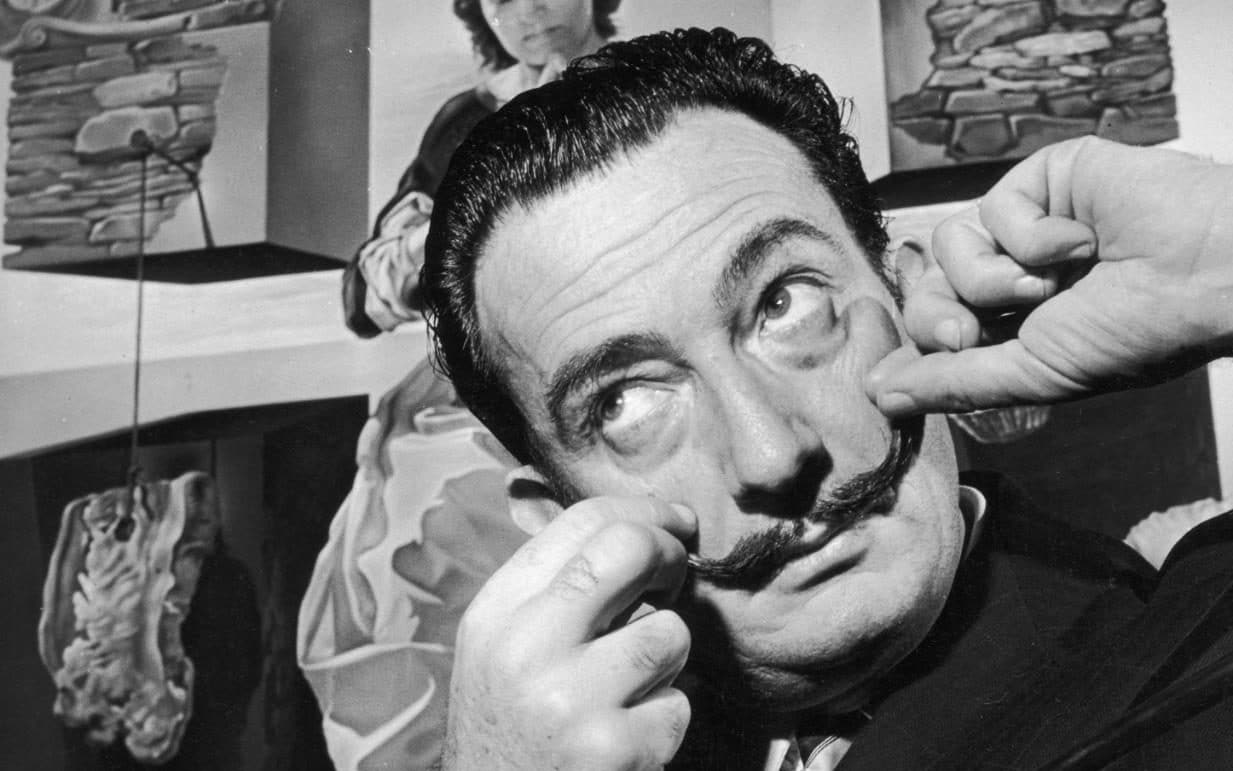 Salvador Dali S Body To Be Exhumed To Resolve Paternity Case