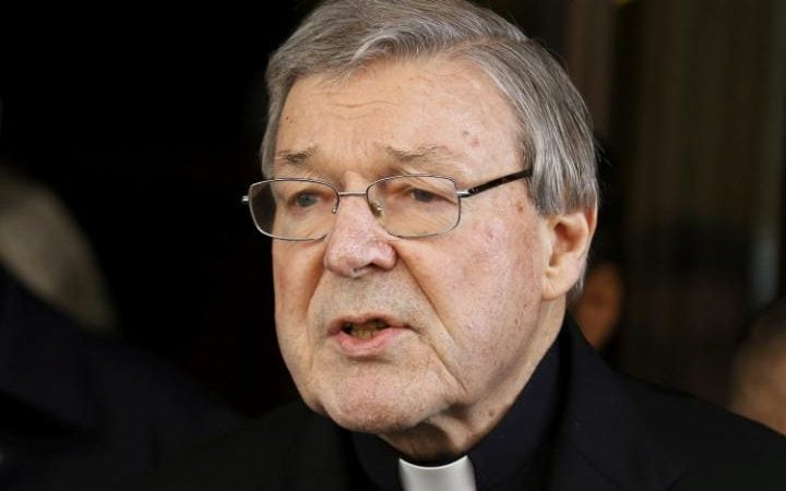 Risultati immagini per Cardinal George Pell charged with multiple sexual offences
