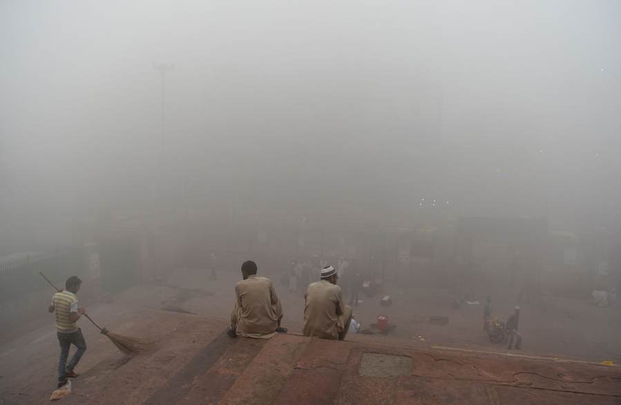Is Delhi the most polluted city on Earth  Not quite A public health emergency has been declared