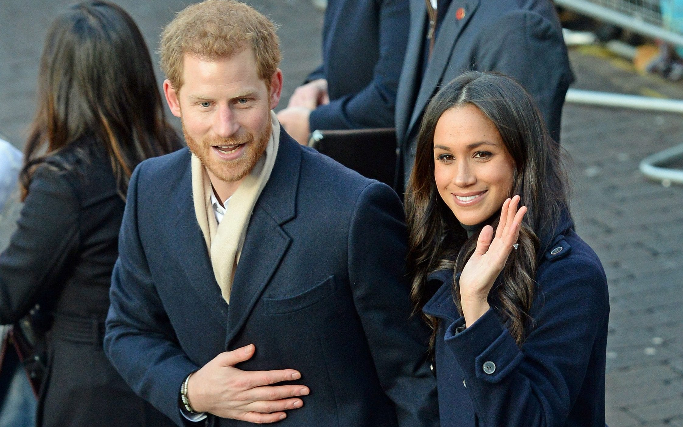 hey got engaged on November 27 and a few days later a proud prince introduced his bride-to-be to the nation during a series of official events in Nottingham.