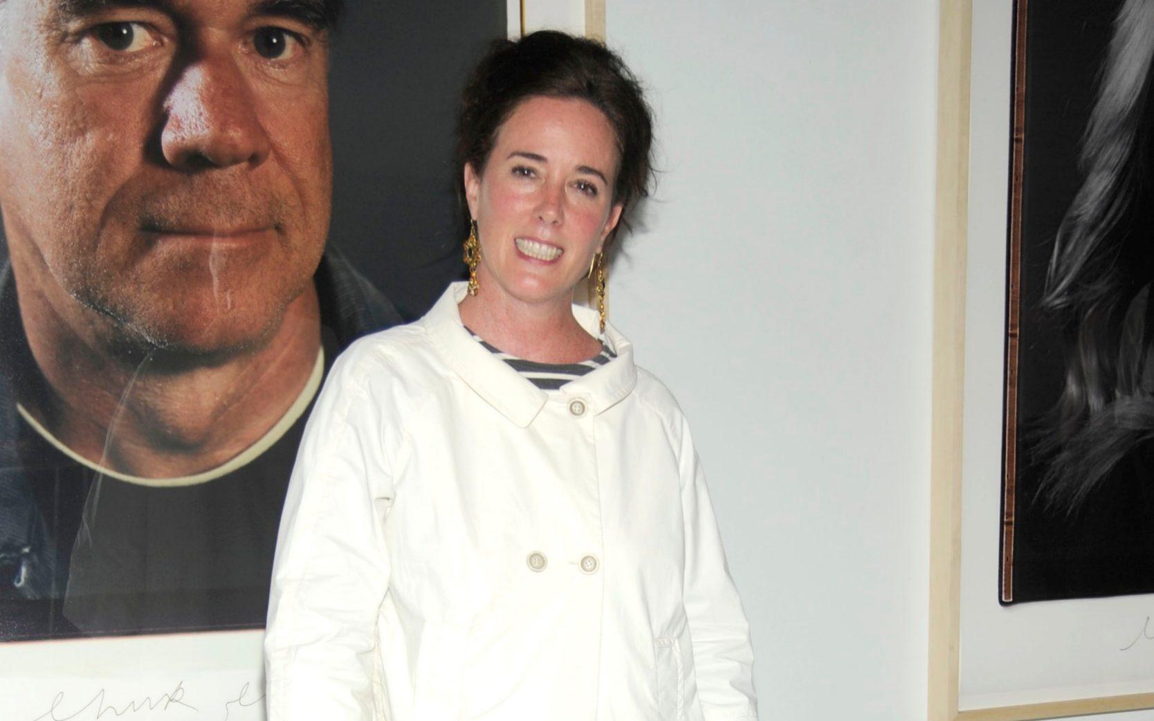 Fashion Designer Kate Spade Found Dead At 55 In Suspected