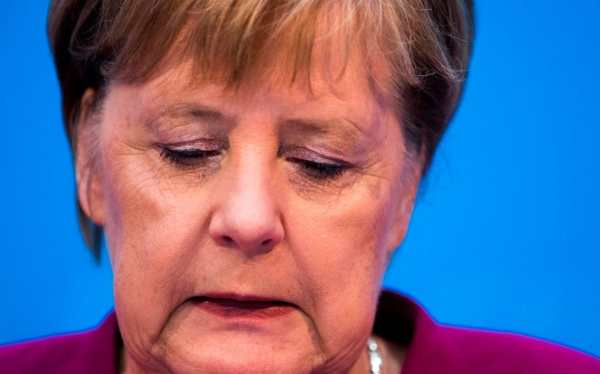 Merkel apology papers over cracks in coalition as deal ...