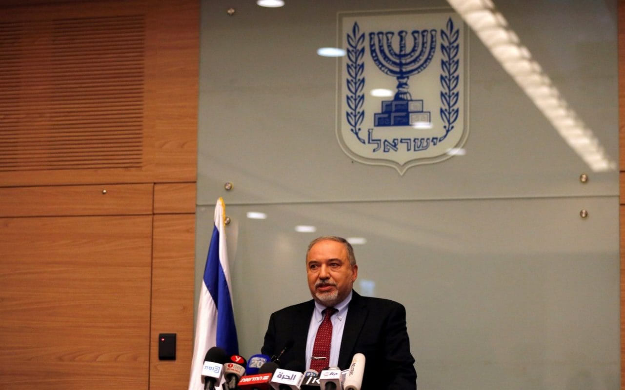 Israel Government In Turmoil As Defence Minister Quits And