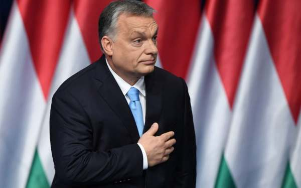 EPP votes to suspend Hungary's ruling Right-wing Fidesz party