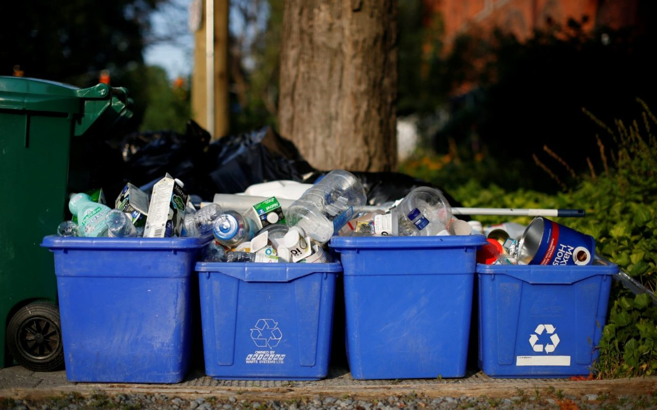Homeowners left baffled after council introduces complicated new recycling scheme involving six different bags and boxes