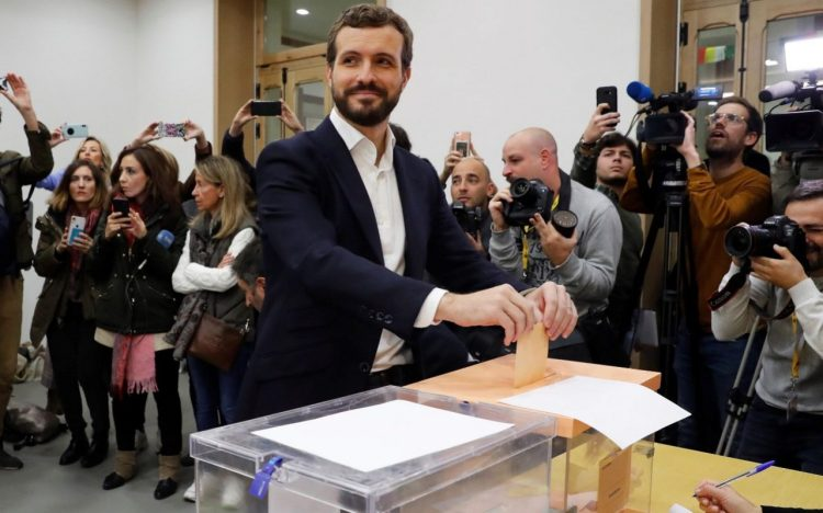 Spain heads to the polls amid low turnout and political turmoil