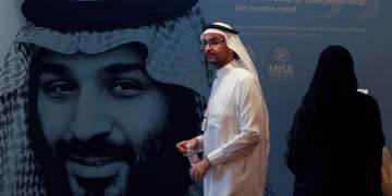 Unesco under fire for hosting Saudi crown prince's personal charity at Paris 'youth' forum