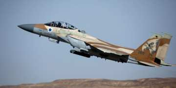 Israel strikes 'dozens of Iranian targets in Syria in retaliation for rockets'