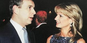 Prince Andrew's friends cast doubt on new claims he danced with teenage 'intercourse slave'