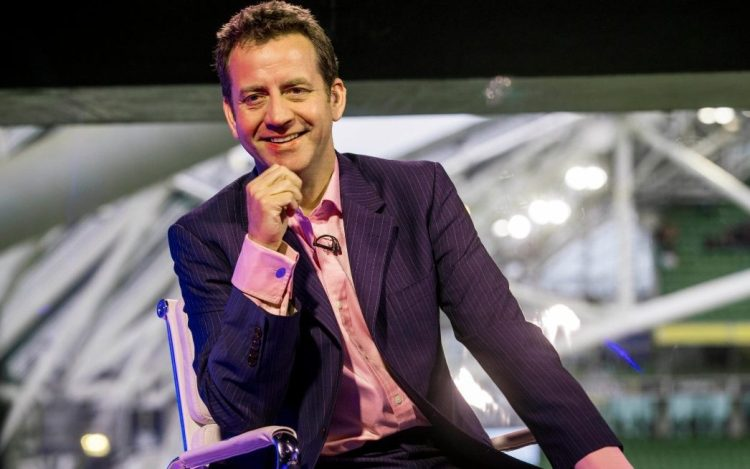 Mark Pougatch dropped from BBC Radio 5 Reside: 'This was not my decision but on we go'