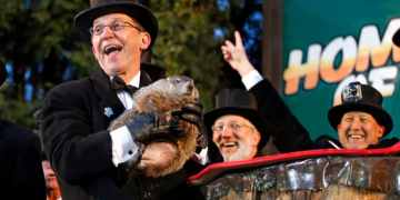 Groundhog Day: how the Punxsutawney Phil prediction at Gobbler's Knob forecasts the weather