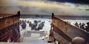 Plans to create D-Day theme park spark fears show could be disrespectful to Normandy Landings dead