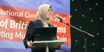 Muslim Association of Britain elects first female president who vows to 'bridge gender disparity'