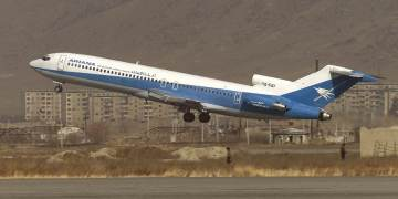 Passenger plane crashes in Afghanistan, officials say