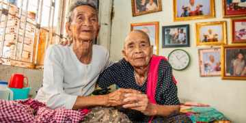 Sisters who thought one another murdered by Khmer Rouge reunited after four decades