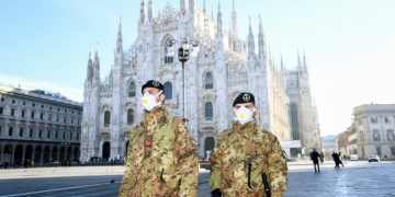 Monday evening news briefing: Is it safe to travel as coronavirus takes hold in Europe?