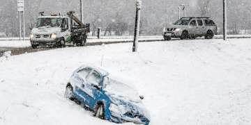 Climate: Ice and snow warnings as temperatures set to plunge