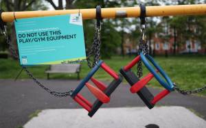 """The closure of the playground during Covid caused a """"pandemic of mental problems"""" among children"""