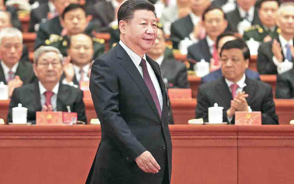 Party Congress: 'socialism with Chinese Characteristics ...