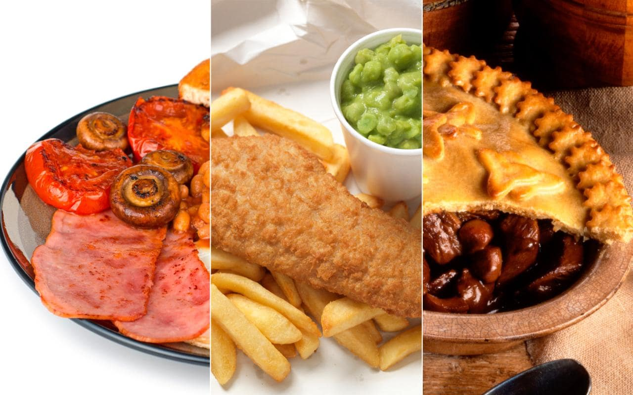 The 15 Most British Foods Ever