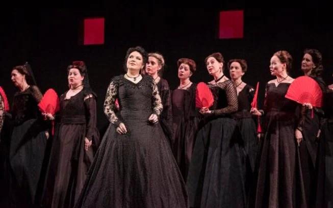 Don Carlos Opera performed at the Royal Opera House