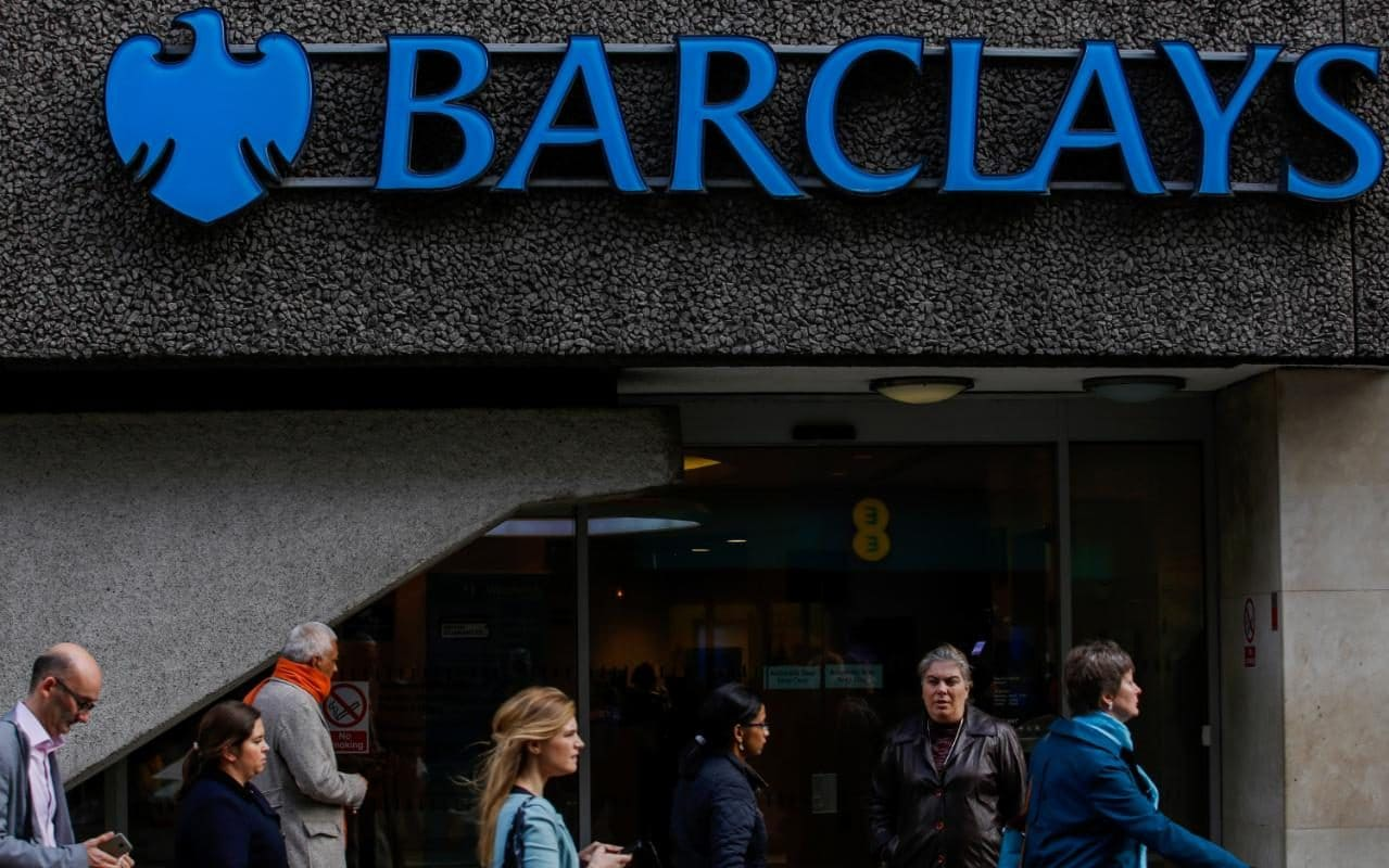 Barclays Disruption Online Banking Goes Offline And