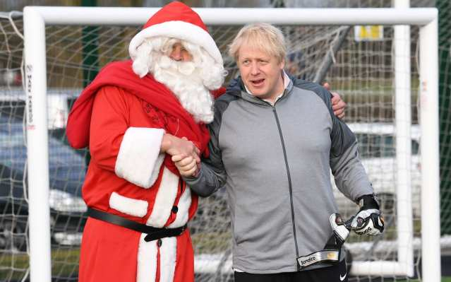 Don't panic, Britain – Christmas isn't cancelled. And here's the simple  reason why