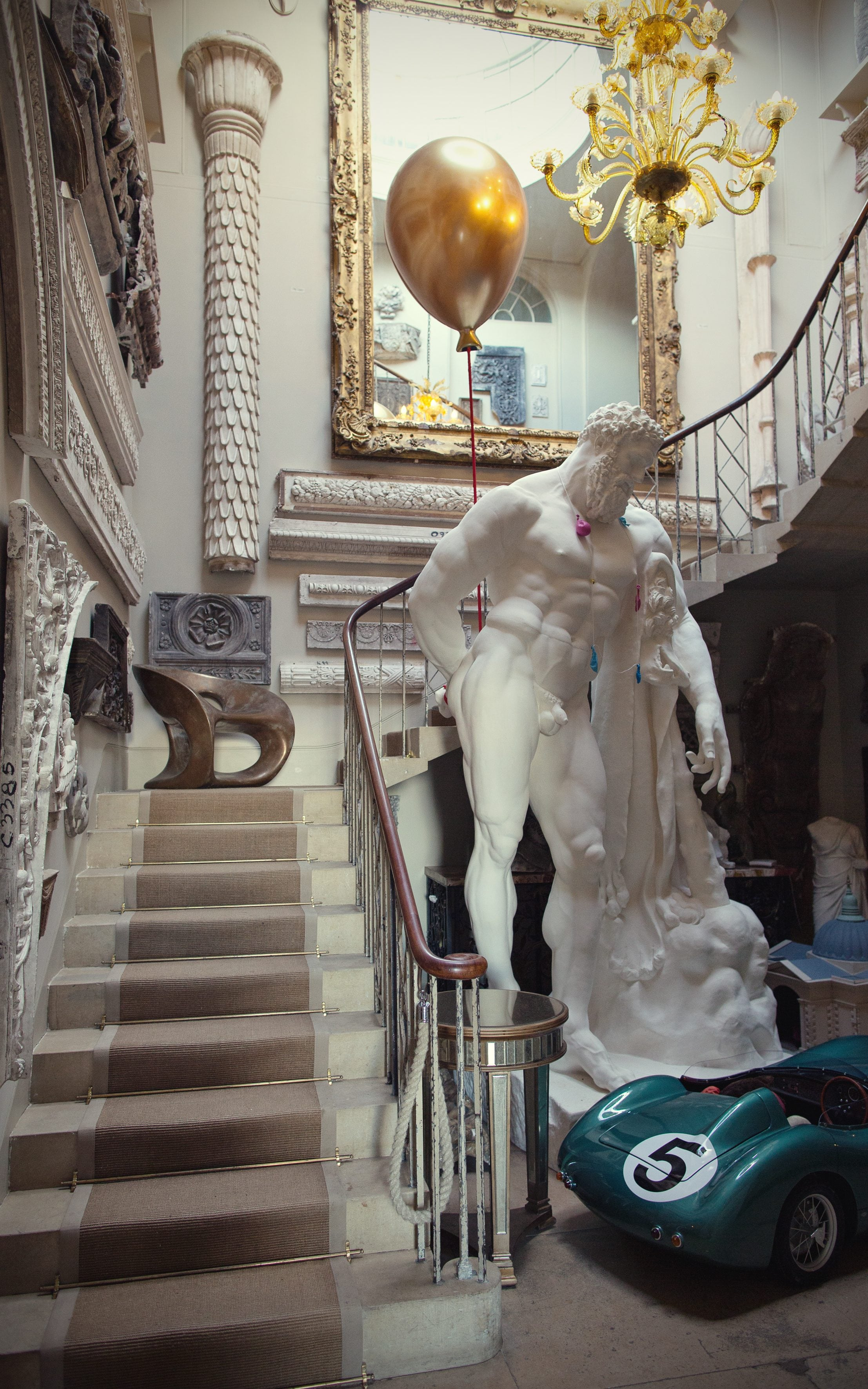 Inside Aynhoe Park The Eccentric Taxidermy Filled Estate That Is Building New Homes In Its Backyard