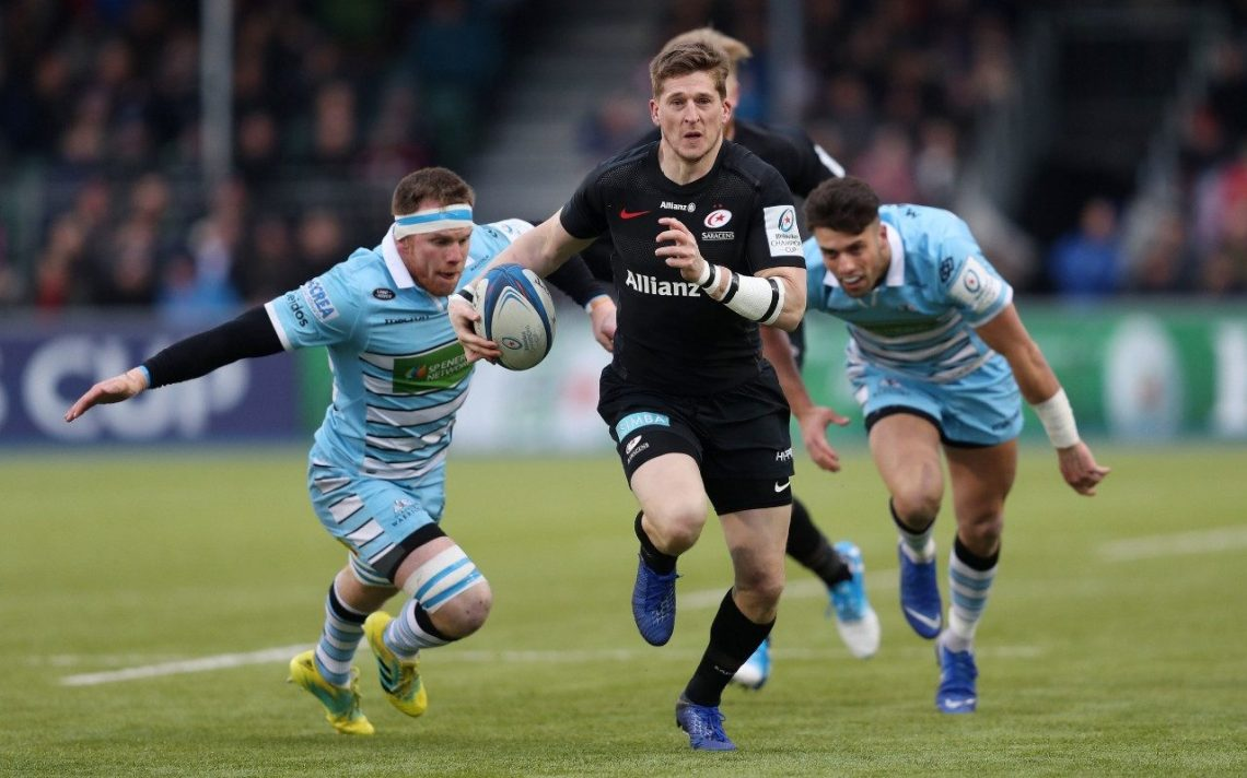 Image Result For European Champions Cup Saracens Glasgow