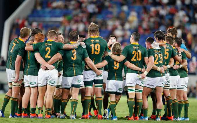 South Africa assistant coach says 'six to eight' players tested ...