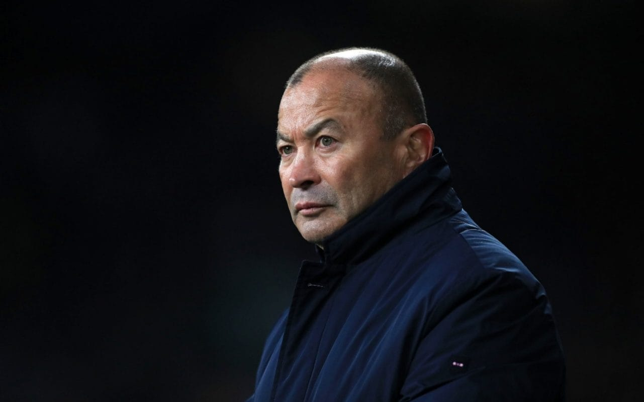 Eddie Jones plays the changes with eight uncovered players called back