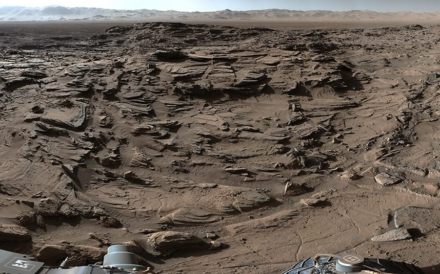 Nasa releases stunning 360-degree view of Mars taken by ...