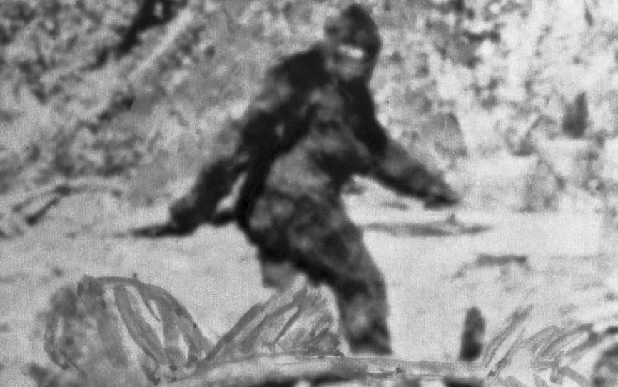 Bigfoot 2013 Foot Found