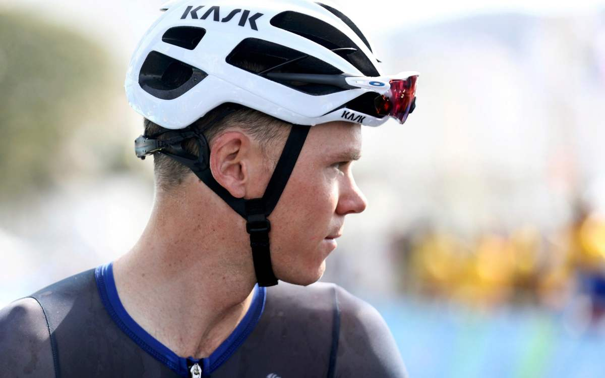 Chris Froome and Geraint Thomas both intend to compete in the men's time trial