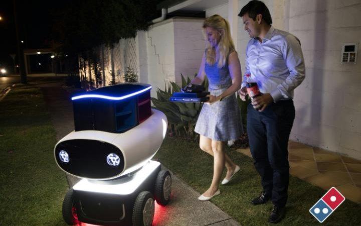 pizza, robot, robot pizza